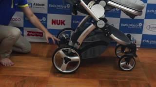 Xe đẩy trẻ em Mamago Platinum