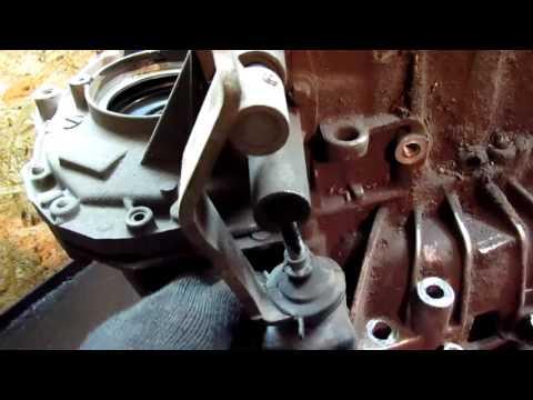 Ремонт двигателя рено логан видео