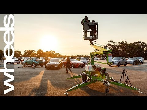 2018 Wheels Car of the Year: Behind the Scenes   Wheels Australia