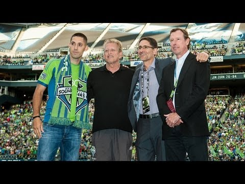 Clint Dempsey Introductory Press Conference