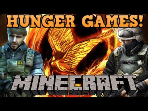 [MINECRAFT]-Hunger Games Gameplay (Servidor Matacubos 1.5.2)-HD