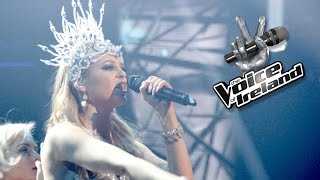 Laura O'Connor - Dark Horse - The Voice of Ireland - Quarter-finals - Series 5 Ep15