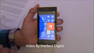 Nokia Lumia 520 Hand On Review, Price In India and Features