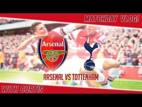 Vlog - Arsenal 1 - 0 Tottenham | JOKES DRUNK VLOG!