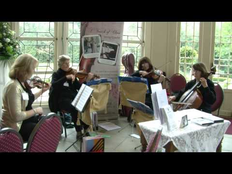 A Touch Of Class String Quartet Bournemouth video