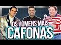 TOP 10 DA DIVA - OS FAMOSOS MAIS CAFONAS com CAIO FISCHER | Diva Depressão