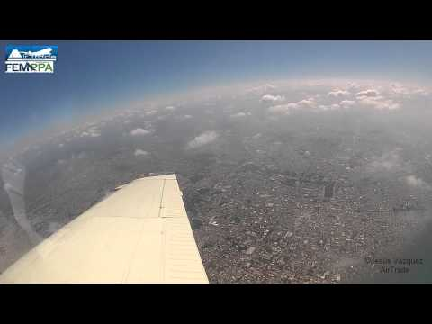 Flying Over San Luis Potosi Watch In HD