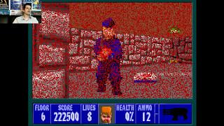 Wolfenstein 3D Episode 5: Trail of the Madman - Part 2