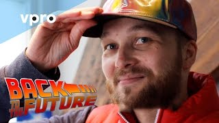 Superfan Arjen Lubach over Back to the Future Day