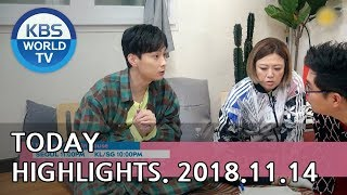 Today Highlights-It?s My Life E3/Matrimonial Chaos E21-22/Problem Child in House[2018.11.14]
