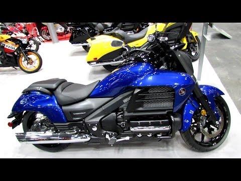 2014 Honda Valkyrie Walkaround - 2013 NY Moto Show