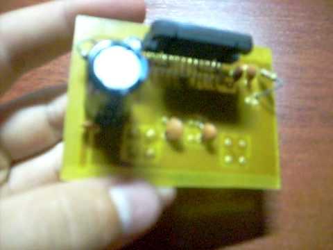 4 х 30 Вт на TDA7386