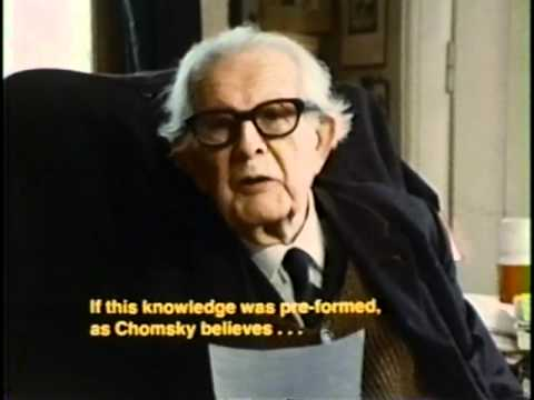Piaget on Piaget, Part 1