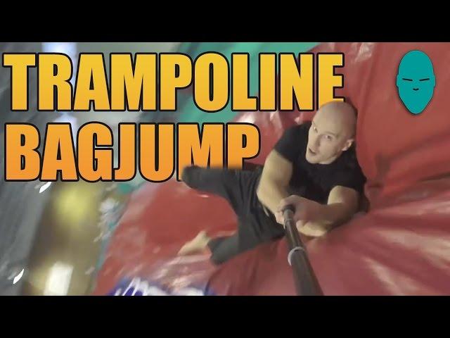 Trampoline Bagjump | Damien Walters