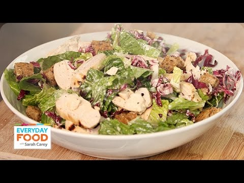 Crispy Chicken And Apple Salad - Everyday Food With Sarah Carey 3GP ...