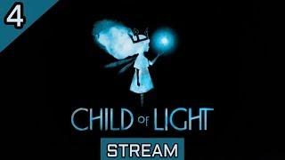 Stream Child of Light игра прохождение #4 [Каменный помощник ]