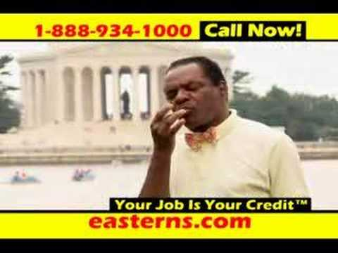 Eastern Motors John Witherspoon commercial