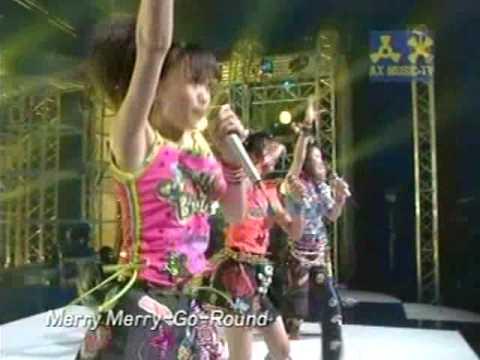 ピポ☆エンジェルズ - Luvly, Merry-Go-Round