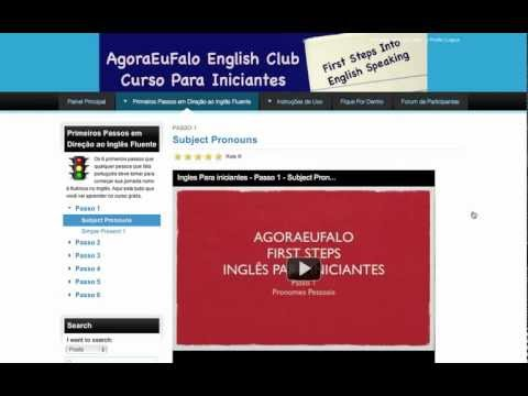 melhor curso de ingles online gratis com certificado reconhecido pelo mec