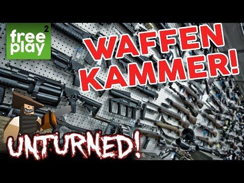 WAFFENKAMMER! - Unturned Ep.39 - auf gamiano.de