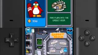 (NDS) Club Penguin: EPF: Mission 4 - Looking for clues