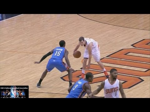 Goran Dragic Offense Highlights 2013/2014 Part 2
