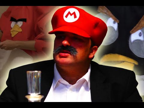 Mario se encarga de sacar de la jugada a Angry Birds