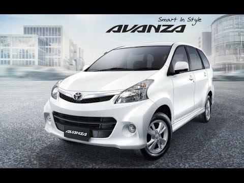 New Toyota Avanza 2014 Youtube
