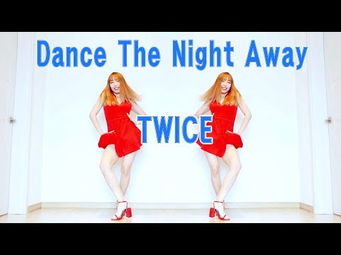 TWICE 트와이스 Dance The Night Away (Dress ver.) WAVEYA
