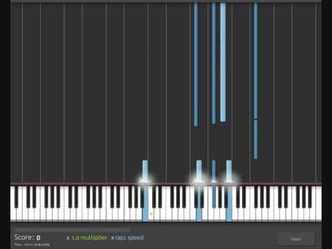 How To Play Final Fantasy X - To Zanarkand on piano/keyboard
