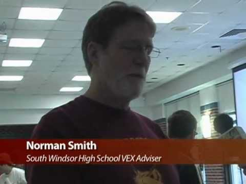 South Windsor High School - VEX Robotics