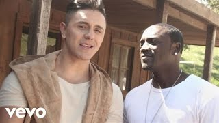 Joey Montana - Picky (Remix/Behind The Scenes) ft. Akon, Mohombi