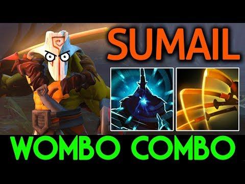 SUMAIL Dota 2 [Juggernaut] Wombo Combo !!