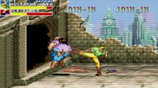 Cadillacs and Dinosaurs (aka Mustapha) Gameplay PC Stage 1 HD