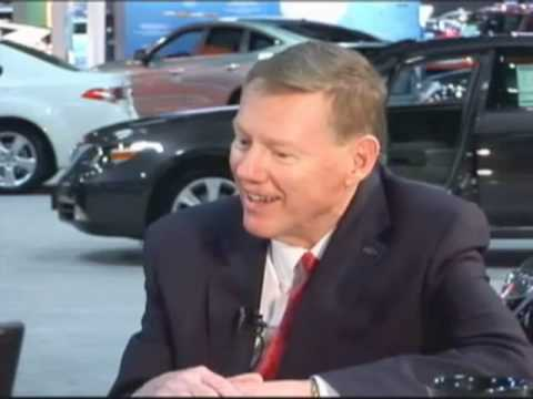 Interview with Alan Mulally, Ford President & CEO - Part 1