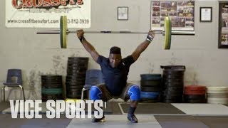 Meet the LeBron James of Weightlifting: The 16 Project