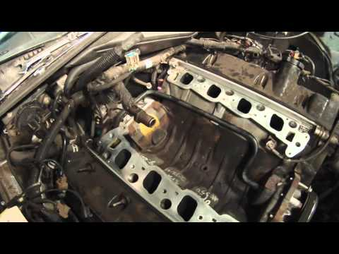 What I've learned about changing the intake manifold on a Ford 4.6 liter V-8