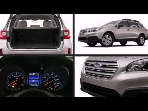 2015 Subaru Outback Video