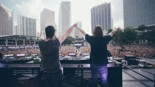 Bingo Players Live at ULTRA Music Festival 2013 (HD)