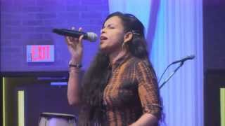 Lily Tilahun - Amazing Live Worship, Huston Texas USA - Dec 2015