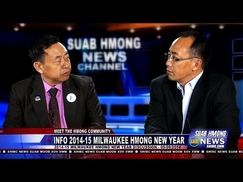 Suab Hmong News:  Information on 2014-15 Milwaukee Hmong New Year