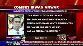 Download Lagu Polisi Ciduk Guru Penyebar Hoax Megawati Larang Adzan di Masjid Gratis STAFABAND