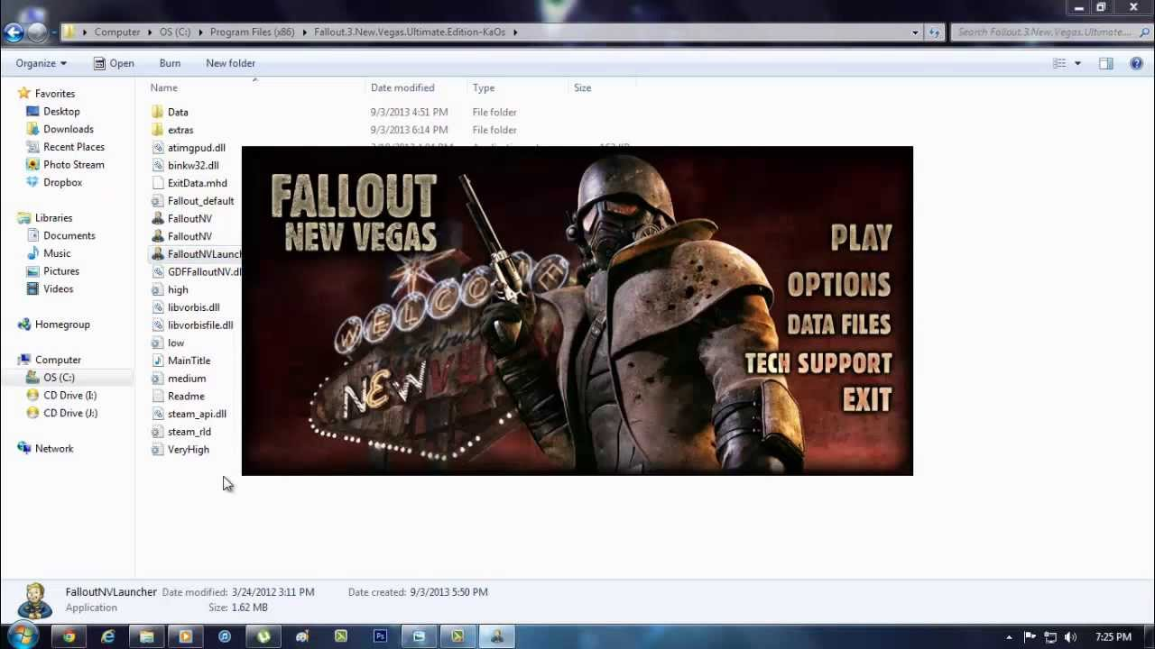 How To Download Fallout New Vegas Ultimate Edition Full ...