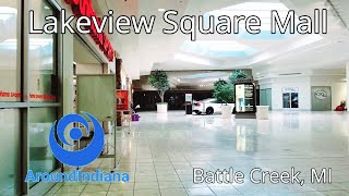 Dead Mall - Lakeview Square Mall - Battle Creek, Michigan