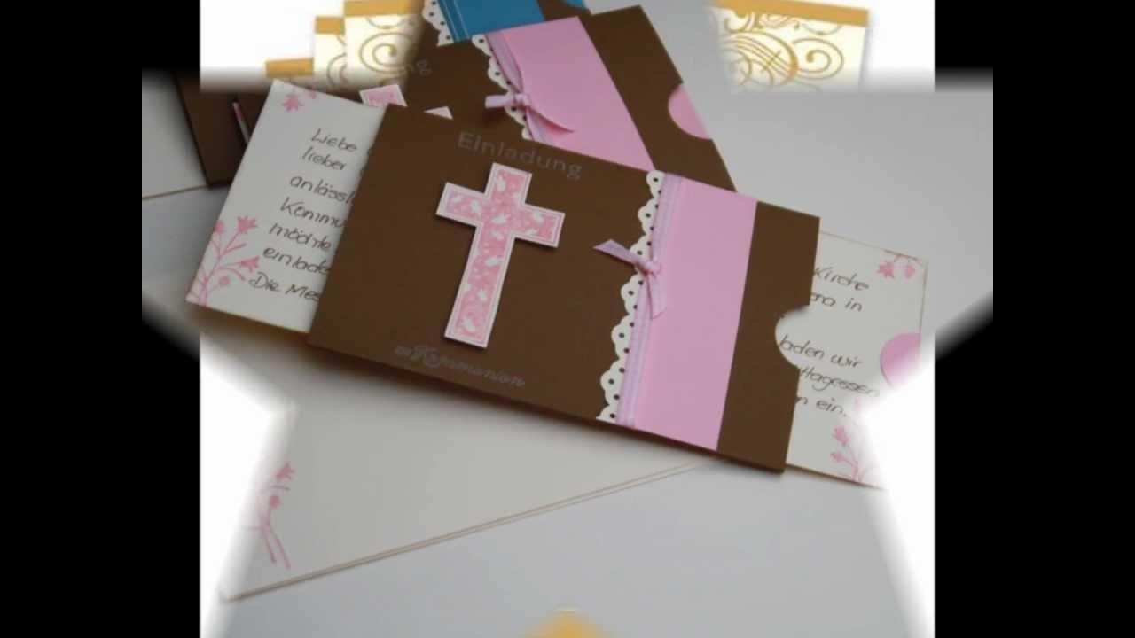 Tarjetas De Invitacion Para Primera Comunion