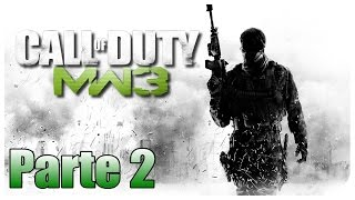 Call of Duty: Modern Warfare 3 Gameplay Español Parte 2 - Pc 1080p 60fps - No Comentado