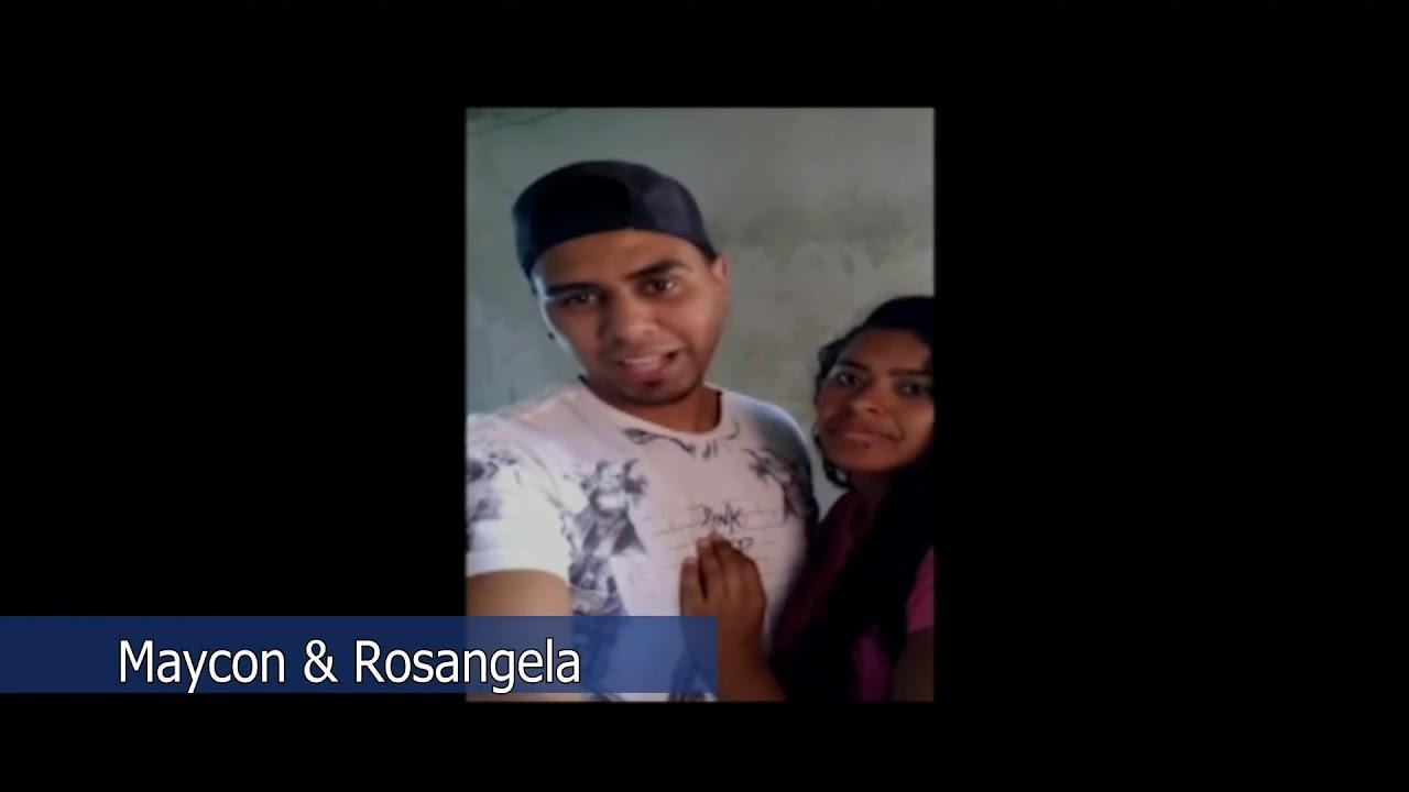 Maycon e Rosangela