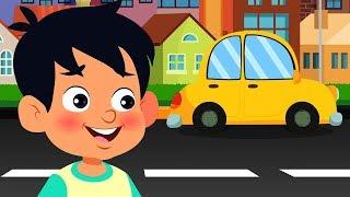 Sadak Bani Hai Lambi   Hindi Rhymes for Children   Baby Songs Hindi   Hindi Rhymes Collection