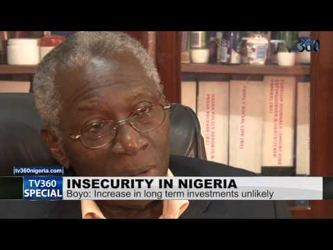 How insecurity in Nigeria could affect economy