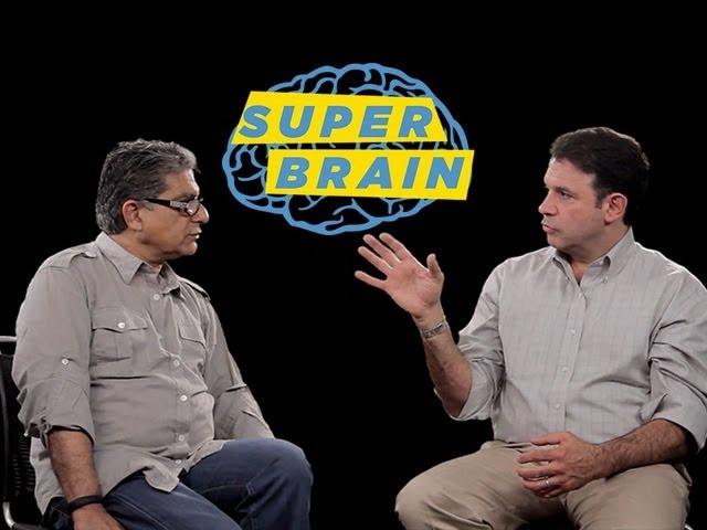 Change The Structure of Your Brain! Neuroplasticity | SUPER BRAIN -  Deepak Chopra